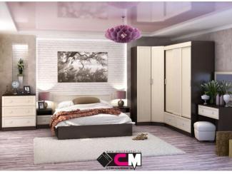 Спальня Барселона - Мебельная фабрика «Стендмебель»
