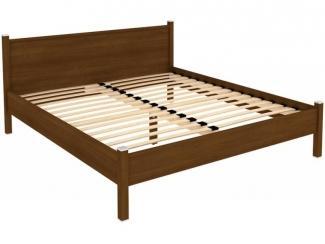 Большая кровать из дерева Арт. 616 - Мебельная фабрика «Уют сервис»