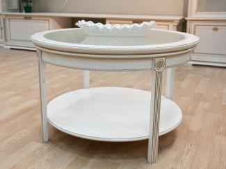 Стол журнальный Бэла (НМ 423.04) - Мебельная фабрика «Нижегородец»