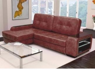 Удобный диван с нишами Ризон  - Мебельная фабрика «Darna-a»