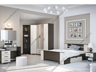 Спальный гарнитур Грация - Мебельная фабрика «Пеликан», г. Пенза