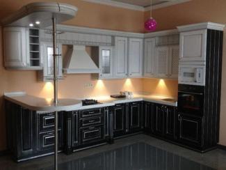 Кухонный гарнитур угловой Соренто - Мебельная фабрика «Московский мебельный альянс»
