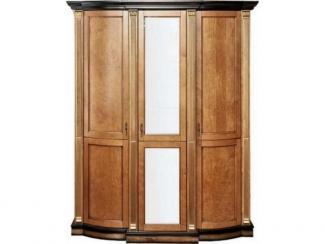 Шкаф 3-хдв. Венеция 3А П234.10 - Мебельная фабрика «Пинскдрев»
