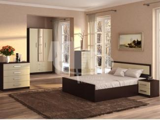 Спальный гарнитур Фиеста - Мебельная фабрика «МиФ»