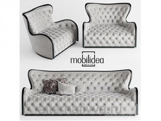 Шикарный элитный диван DAROM 16  - Мебельная фабрика «Alternativa Design», г. Самара
