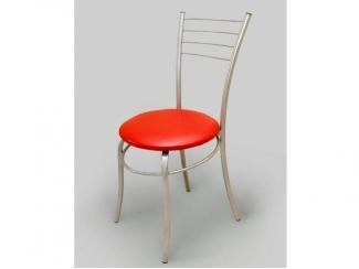 Красный стул Бистро  - Мебельная фабрика «Модуль»