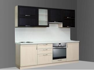 Прямой кухонный гарнитур  - Мебельная фабрика «Гранд-МК»