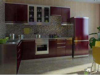 Прямая кухня Модерн 027 - Изготовление мебели на заказ «Ре-Форма»