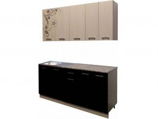 Кухонный гарнитур прямой Фантазия - Мебельная фабрика «Северная Двина»