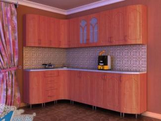 кухня угловая «Сфера 2» МДФ - Мебельная фабрика «Мир мебели»