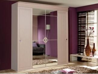 Большой шкаф Коралл 2 - Мебельная фабрика «Мебельный комфорт»
