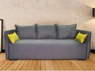 Простой диван еврокнижка - Мебельная фабрика «Квадратофф»