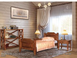 Спальня Версаль(стиль шале)