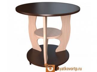 Стол журнальный 1 - Мебельная фабрика «Дятьковское РТП-1»