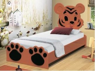 Кровать детская Тигренок - Мебельная фабрика «Натали»