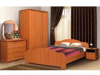 Спальный гарнитур Надежда 4 - Мебельная фабрика «Версаль»