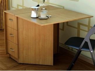 Стол тумба с ящиками - Мебельная фабрика «Лига Плюс»