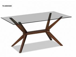 Стол EURO TG-6865GBH BB - Импортёр мебели «М-Сити (Малайзия)»