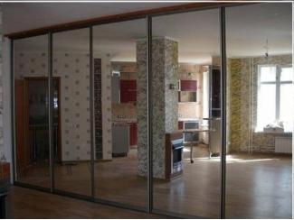 Зеркальный шкаф-купе - Мебельная фабрика «Kuhnishkaf»