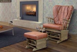 Кресло-качалка - Мебельная фабрика «Бландо»