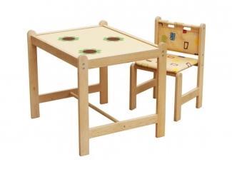 Комплект мебели для детской Малыш 2 - Мебельная фабрика «Гном», г. Брянск