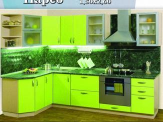 кухня угловая «Парео» - Мебельная фабрика «Регина»