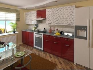 Кухня с Высоко-глянцевым фасадом AGT