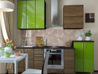 Кухонный гарнитур прямой Фиона - Изготовление мебели на заказ «Оптимум»