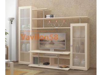Гостиная стенка Каскад 1 ЛДСП - Мебельная фабрика «Вавилон58»
