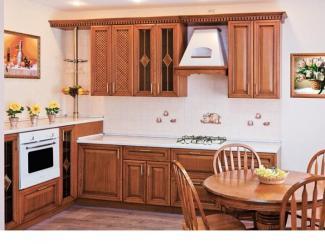Кухня Регина массив - Мебельная фабрика «Rits»