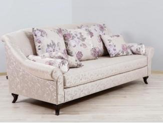 Диван «Бостон» 3-х местный серый  - Мебельная фабрика «MANZANO»