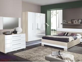 Модульная спальня Интегро - Мебельная фабрика «Мебель Маркет»