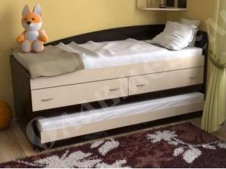 Вместительная мебель для детской Дуэт 12