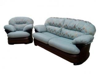 Комплект мягкой мебели Бруклин - Мебельная фабрика «Витэк»