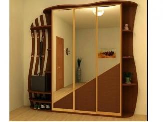 Большой шкаф-купе в прихожую  - Мебельная фабрика «Перспектива»