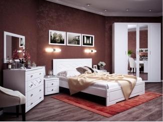 Спальня София-1 - Мебельная фабрика «Волхова», г. Великий Новгород