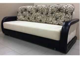 Двухместный прямой диван Лотос 3 - Мебельная фабрика «Пратекс»