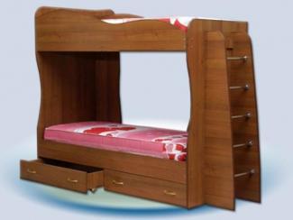 Кровать детская Мезонин 5 - Мебельная фабрика «Мезонин мебель»