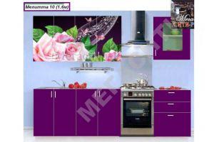 Кухня Мелитта 10 - Мебельная фабрика «Мега Сити-Р»