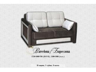 Диван Барселона 3 - Мебельная фабрика «Angelo Astori»