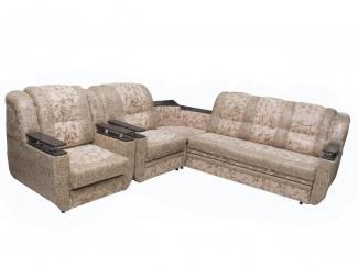 Угловой диван Султан 05 - Мебельная фабрика «Гар-Мар»