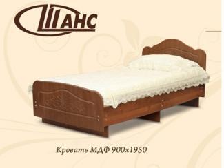 Кровать МДФ - Мебельная фабрика «Шанс»