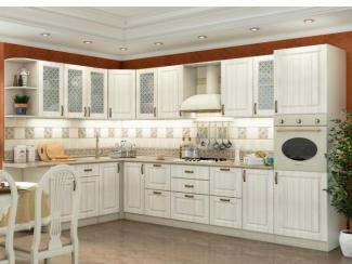 Кухня угловая Николь - Мебельная фабрика «Столлайн»
