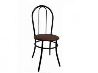 Стул с окрашенным металлокаркасом 7 - Мебельная фабрика «Мир стульев»