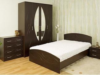 Спальный гарнитур Полонез  - Мебельная фабрика «Мебель плюс»