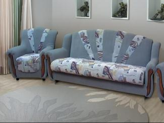 Диван прямой Натали-2 - Мебельная фабрика «Фант Мебель»