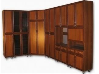 Гостиная стенка Виктория-5 - Мебельная фабрика «Айлант»