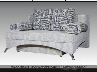 диван прямой Баня еврокнижка - Мебельная фабрика «Искандер», г. Салават