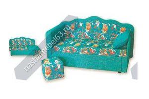 КУШЕТКА  для ребенка ВЕГА-С  - Мебельная фабрика «Наша мебель»