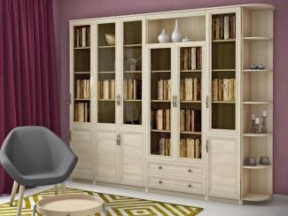 Гостиная библиотека Лира - Мебельная фабрика «ВасКо», г. Москва